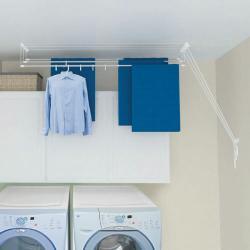 ALDO Stropní sušák na prádlo Ideal 5 tyčí 100 cm
