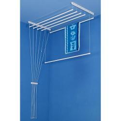 ALDO Stropní sušák na prádlo Ideal 6 tyčí, 200 cm