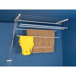 ALDO Stropní sušák na prádlo Ideal 7 tyčí 170 cm