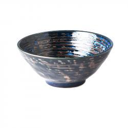 MIJ Udon mísa Copper Swirl 20 cm 900 ml