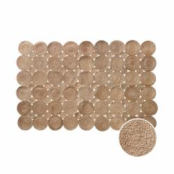 ALL NATURE Konopný koberec 170 x 120 cm