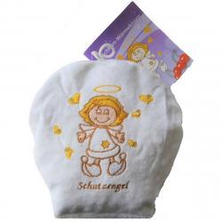 Nahřívací dětský polštáře s třešňovými peckami Anděl SJH-584