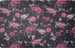 Prostírání Květiny, 43 x 28 cm, sada 4 ks