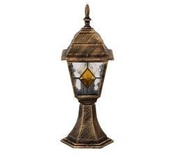 Venkovní stojací lampa Rabalux Monaco 8183 antická zlatá