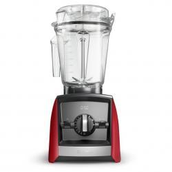 Stolní mixér A2500 Ascent Vitamix červený