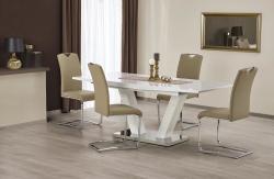 Halmar Jídelní stůl VISION, bílý
