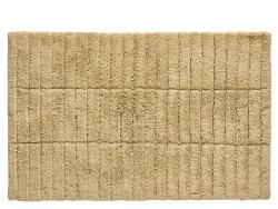 Koupelnová předložka 50 x 80 cm - písková