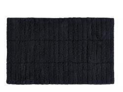Koupelnová předložka 50 x 80 cm - černá