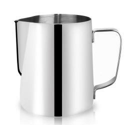 Orion Konvice na zpěnění mléka Mlékovka nerez 350 ml
