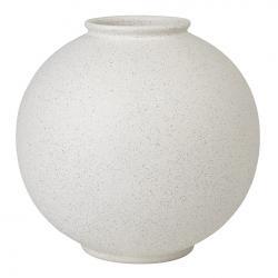 Váza RUDEA bílá O 22,5 cm Blomus