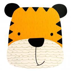 Prostírání Tygr, 40 x 40 cm