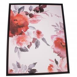 Obraz na plátně v rámu Roses, 40 x 50 cm
