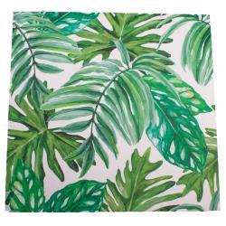 Obraz na plátně Green Leaves, 40 x 40 cm