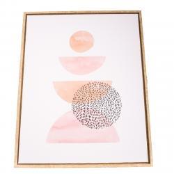Obraz na plátně v rámu Modern, 40 x 50 cm