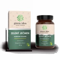 Topvet Bylinný extrakt Zelený ječmen, 40 g