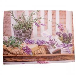 Obraz na plátně Lavender Time, 30 x 40 cm
