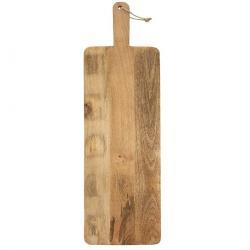 Orion Prkénko dřevo 100x29 cm