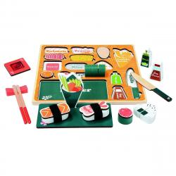 Bino 3D Puzzle Sushi bar, 29,5 x 29,5 x 2 cm