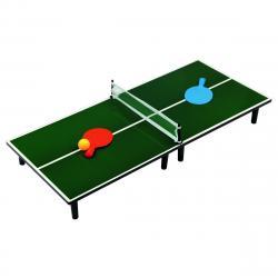 Bino Stolní tenis zelená,  90 x 40 x 11 cm