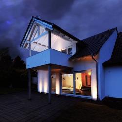 Deko-Light Zápustné LED svítidlo Jeremia 32,8cm/teplá bílá