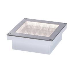 Paulmann Paulmann Brick podlahové zapuštěné světlo 10x10cm