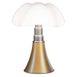 Martinelli Luce Martinelli Luce Minipipistrello stolní lampa mosaz