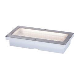 Paulmann Paulmann Brick podlahové zapuštěné světlo 10x20cm
