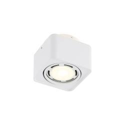 Arcchio Arcchio Talima LED stropní svítidlo hranaté, bílé