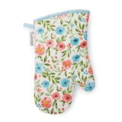 Bavlněná kuchyňská rukavice Cooksmart ® Country Floral
