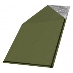 Cattara Izotermická válcová fólie SOS zelená, 200 x 92 cm