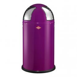 Odpadkový koš Push two 50 l (2x 25 l) ostružinový WESCO