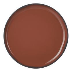 Snídaňový talíř skořicový Cinnamon CARACTERE REVOL