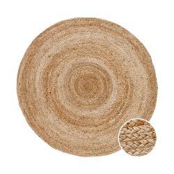 ALL NATURE Konopný koberec - přírodní