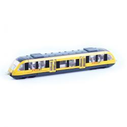 Rappa Kovový regionální vlak RegioJet, 17 cm