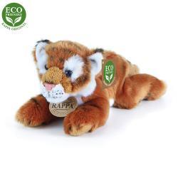 Rappa Plyšový ležící tygr, 17 cm