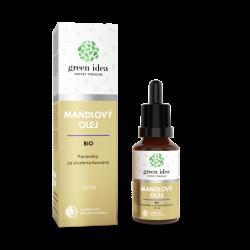 Topvet Mandlový olej BIO, 25 ml