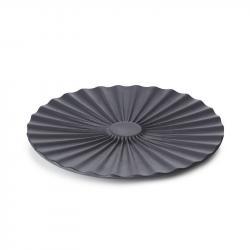 Podšálek pro misku na čaj Pekoe Revol černý 14 cm