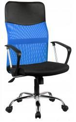 Shoptop Otočná židle Nemo černo-modrá