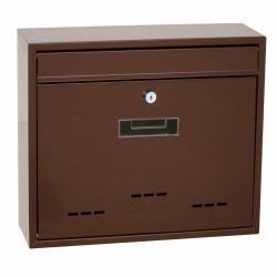 Poštovní ocelová schránka BK.31.D.H