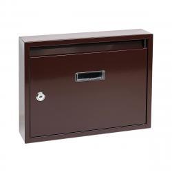 Poštovní ocelová schránka BK.24.H