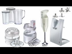 Tyčový mixér DE LUXE BakingBox krémový® bamix