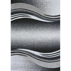 Spoltex Kusový koberec Enigma 9358/03 grey, 160 x 230 cm