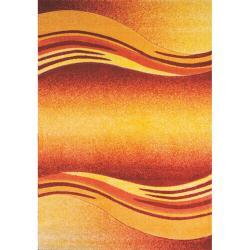 Spoltex Kusový koberec Enigma 9358/04 orange, 160 x 230 cm