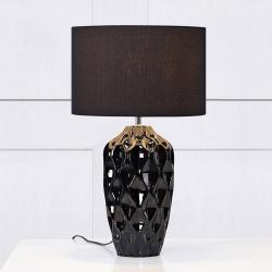 Markslöjd Stolní lampa Angela, černá