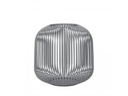Lucerna Lito Blomus střední ocelově šedá