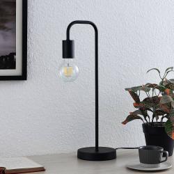 Lindby Lindby Erivana stolní lampa, černá