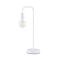 Lindby Lindby Erivana stolní lampa, bílá