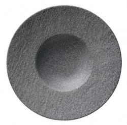 Villeroy & Boch Manufacture Rock Granit talíř na těstoviny, Ø 29 cm