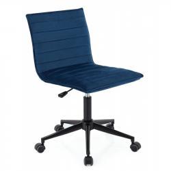 Hector Kancelářská židle Franz modrá