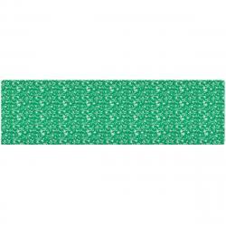 Běhoun Zora zelená, 40 x 140 cm